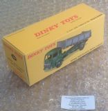 French Dinky #578 Benne Basculante Simca 'Cargo' - Reproduction Box